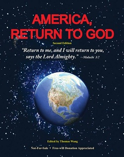 America, Return to God